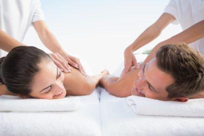 Camelot Spa Couples Massage