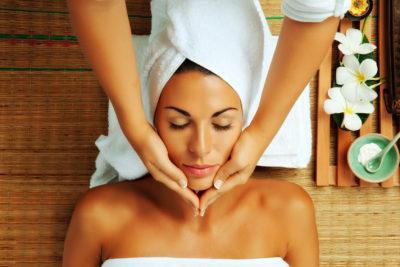Spa Skincare Facial